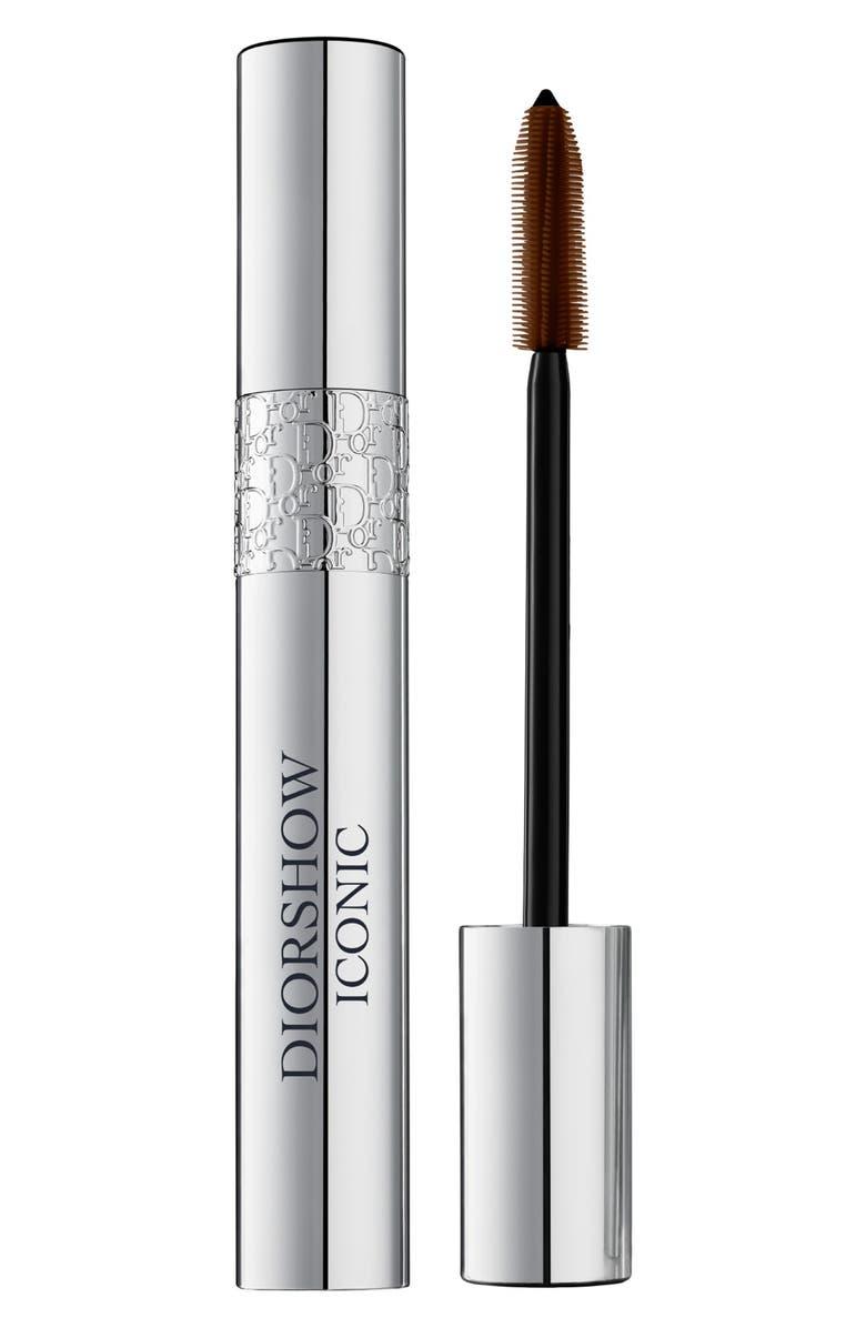 DIOR show Iconic High Definition Lash Curler Mascara, Main, color, CHESTNUT 698