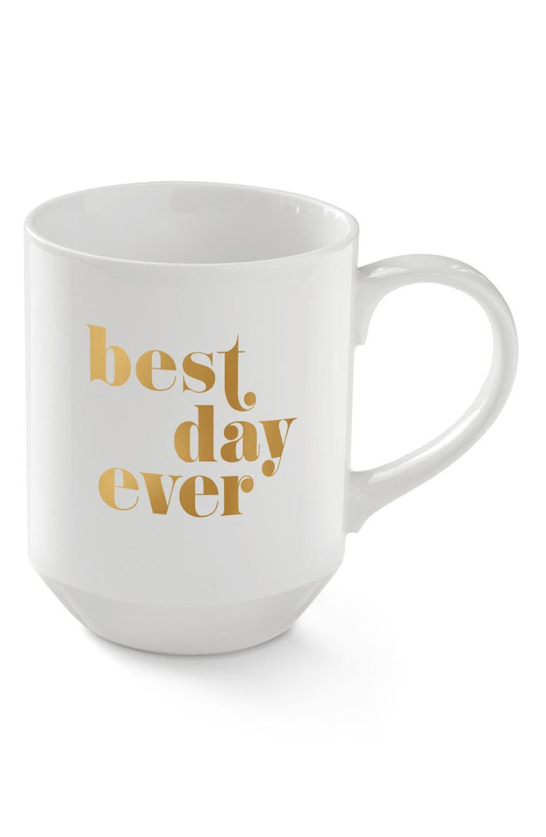 FRINGE STUDIO 'Best Day Ever' Mug, Main, color, 100
