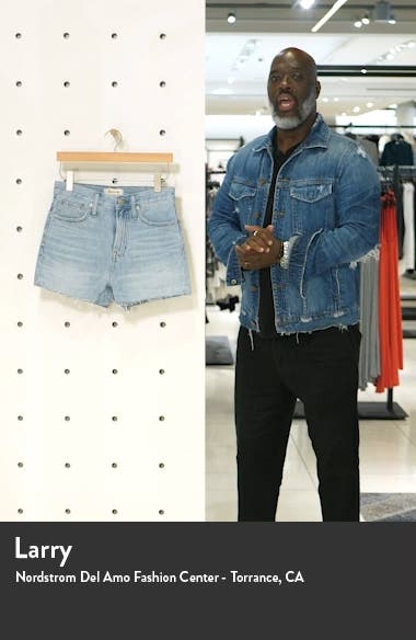 The Perfect Jean Shorts, sales video thumbnail