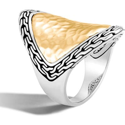 John Hardy Heritage Marquise Ring