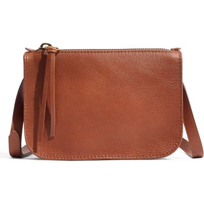 Madewell The Simple Pouch Belt Bag - Brown
