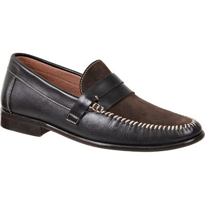 Sandro Moscoloni Jayson Penny Loafer, Brown