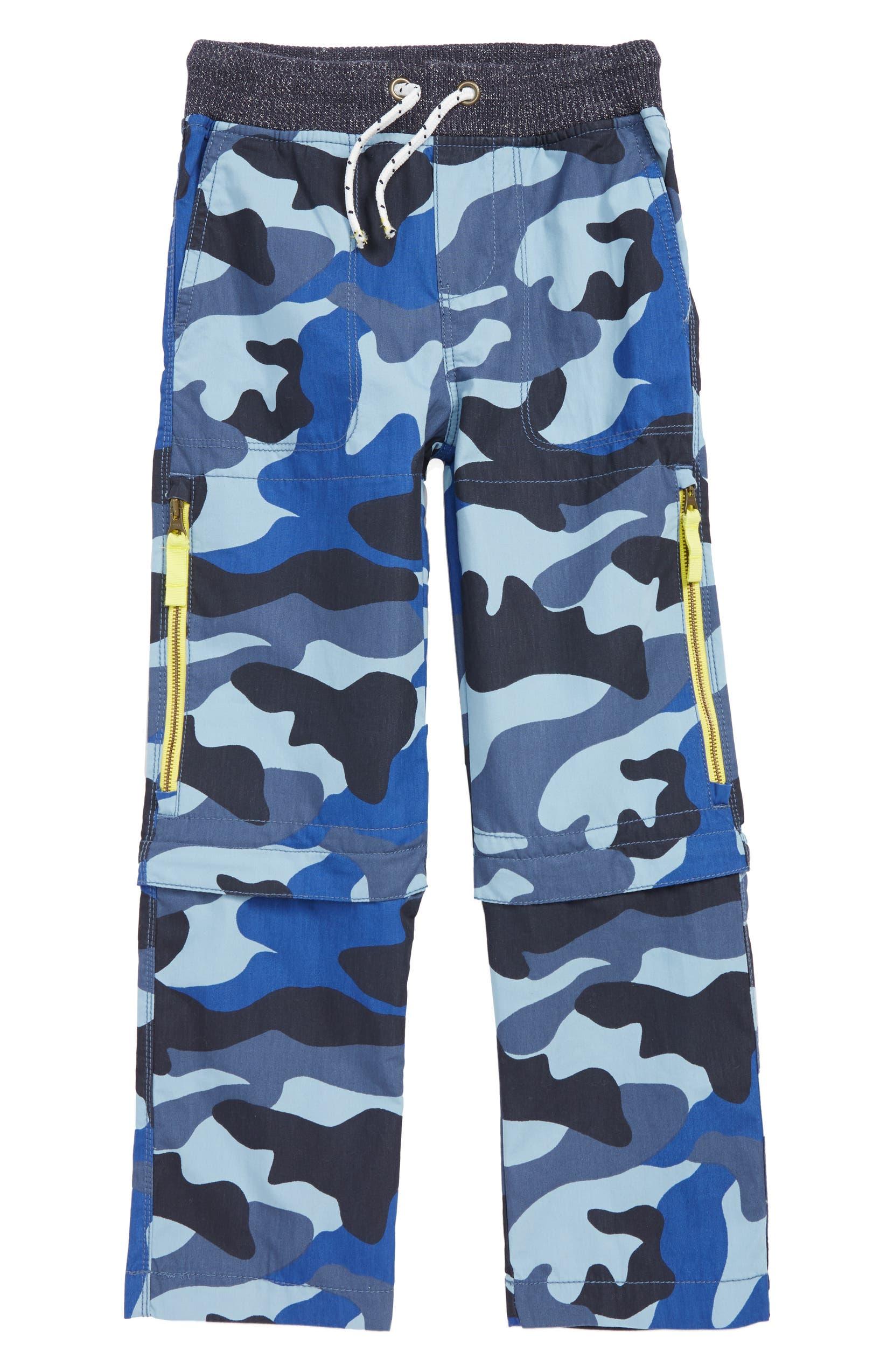 1b0303b91 Mini Boden Techno Convertible Zip Off Pants (Toddler Boys, Little Boys &  Big Boys) | Nordstrom