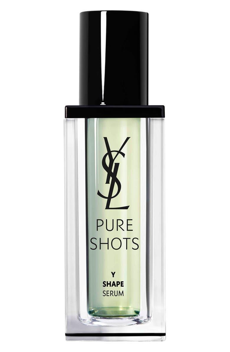 YVES SAINT LAURENT Pure Shots Y Shape Firming Serum, Main, color, NO COLOR