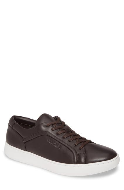 Image of Calvin Klein Fasano Lace Up Sneaker