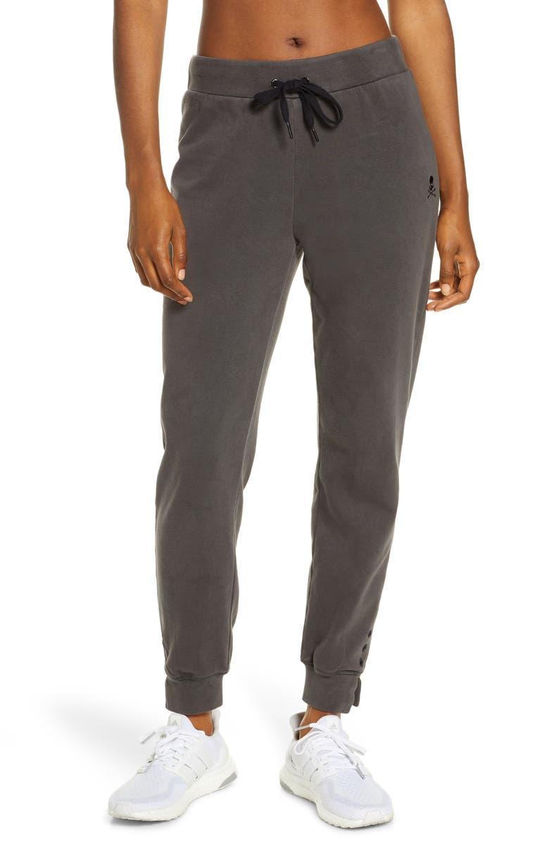 SOUL BY SOULCYCLE Favorite Fleece Jogger Pants, Main, color, 001