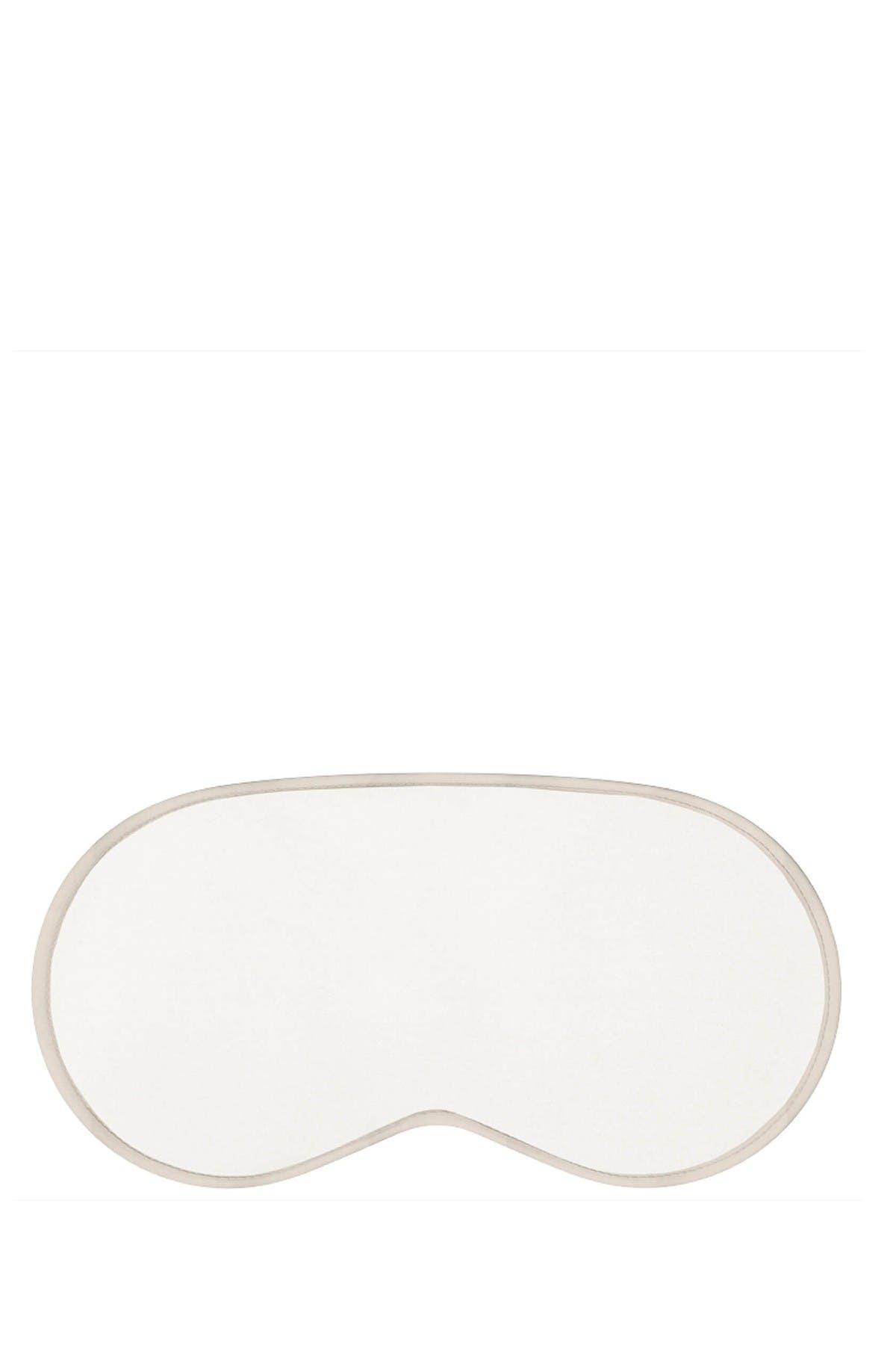 Iluminage Beauty Skin Rejuvenating Eye Mask with Anti-Aging Copper Technology - Ivory Color