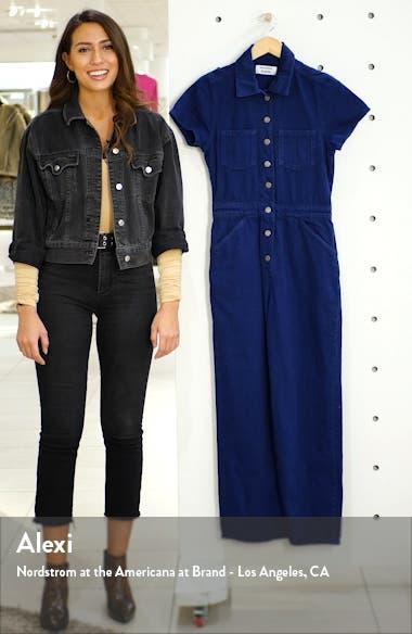 Izzy Organic Cotton Boilersuit, sales video thumbnail