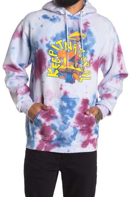 Image of Altru Keep It Natural Tie-Dye Hoodie