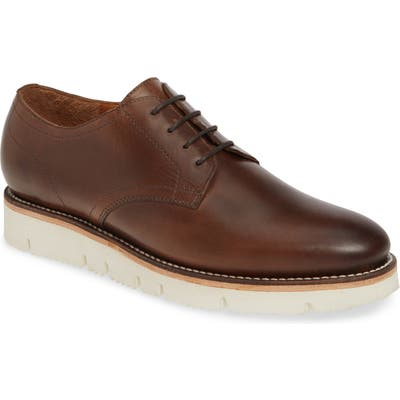 Ariat Bartlett Plain Toe Derby, Brown