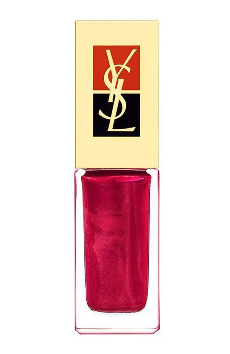 YVES SAINT LAURENT Nail Lacquer, Main, color, 002