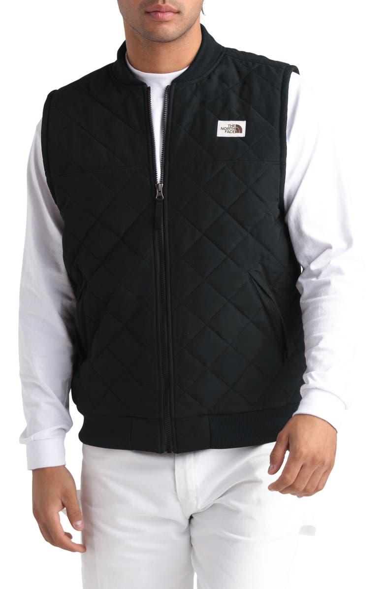 THE NORTH FACE Cuchillo 2.0 Insulated Vest, Main, color, 001