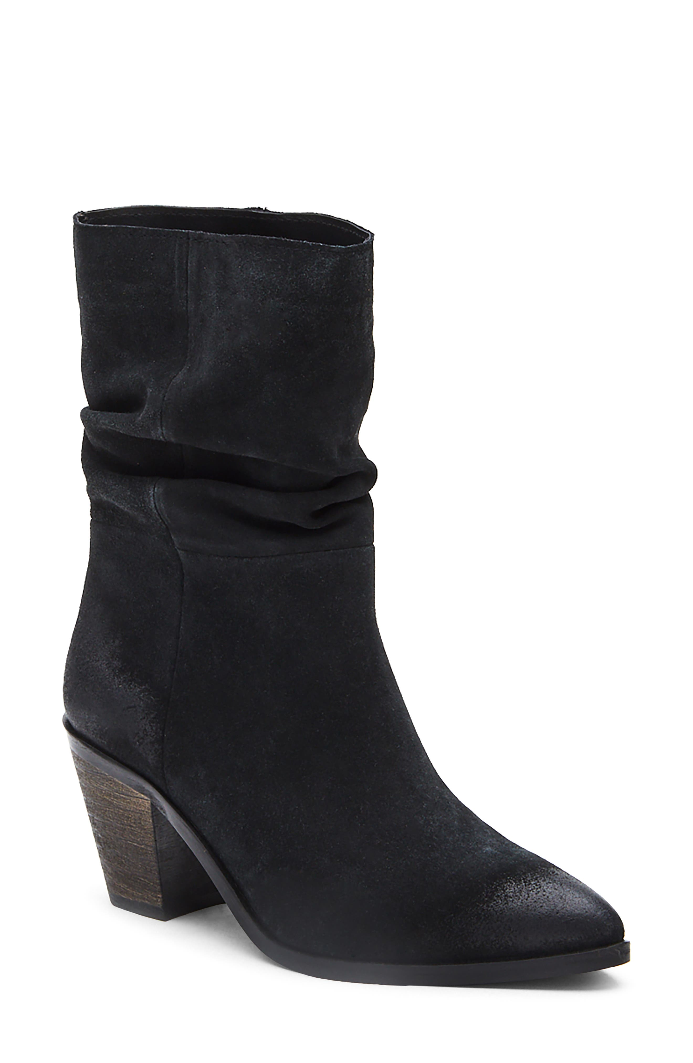 Dagget Pointed Toe Boot