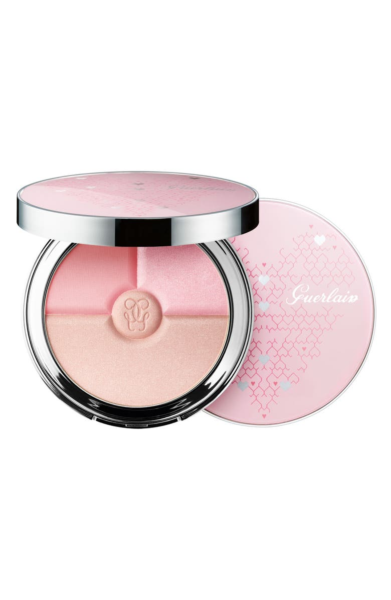 GUERLAIN Météorites Heart Shape Palette, Main, color, 000