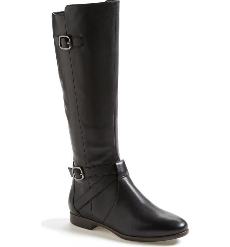 UGG<SUP>®</SUP> Australia 'Beryl' Riding Boot, Main, color, Black