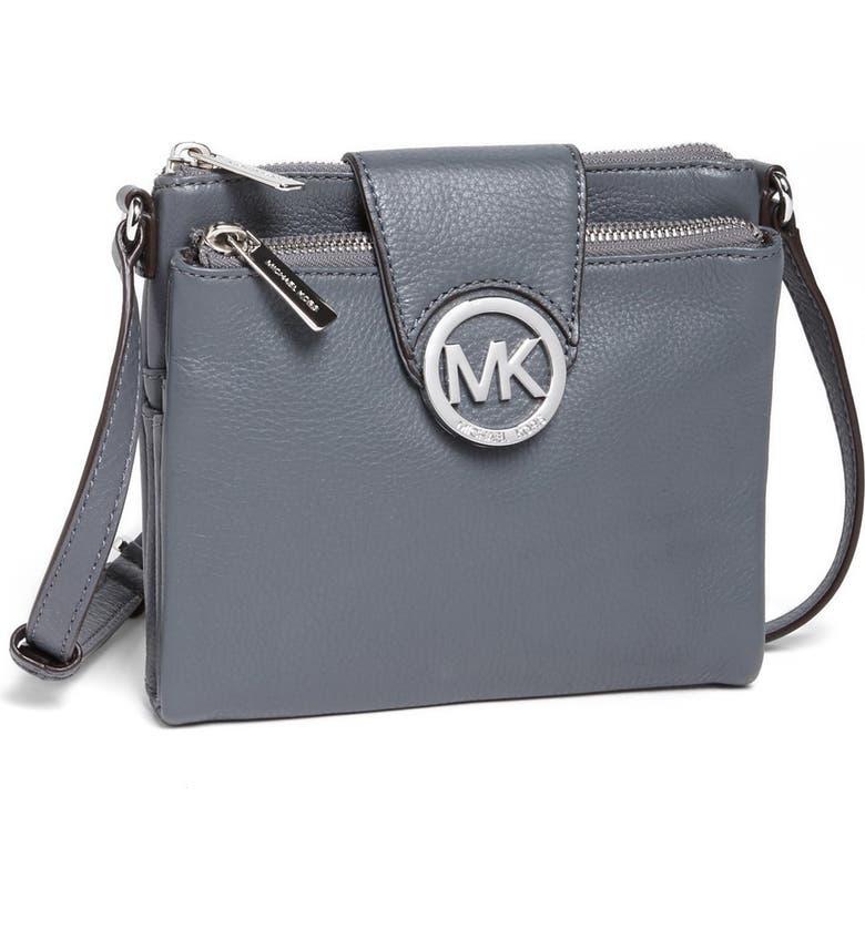 MICHAEL MICHAEL KORS 'Large Fulton' Crossbody Bag, Main, color, 060
