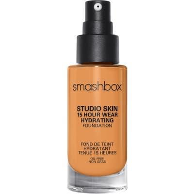 Smashbox Studio Skin 15 Hour Wear Hydrating Foundation - 3.2 Medium-Dark Neutral