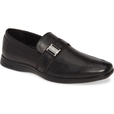 Calvin Klein Josiah Loafer- Black