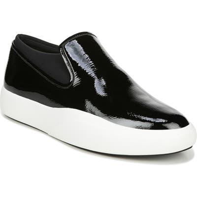 Via Spiga Yvonne Slip-On Sneaker, Black