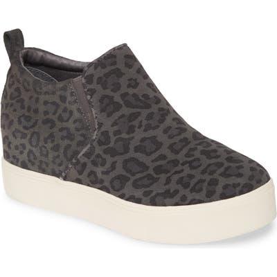 Jslides Sallie Slip-On Sneaker, Grey