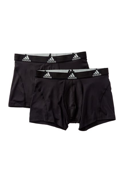Image of adidas Climalite Performance Trunk - Pack of 2