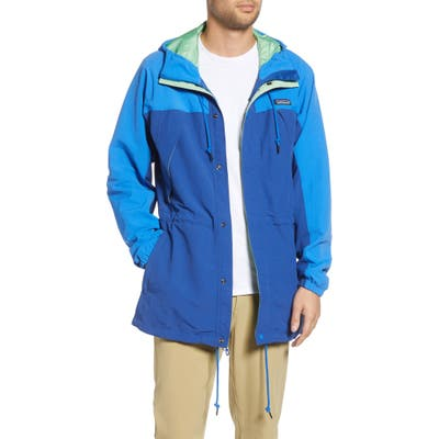 Patagonia Recycled Nylon Parka, Blue