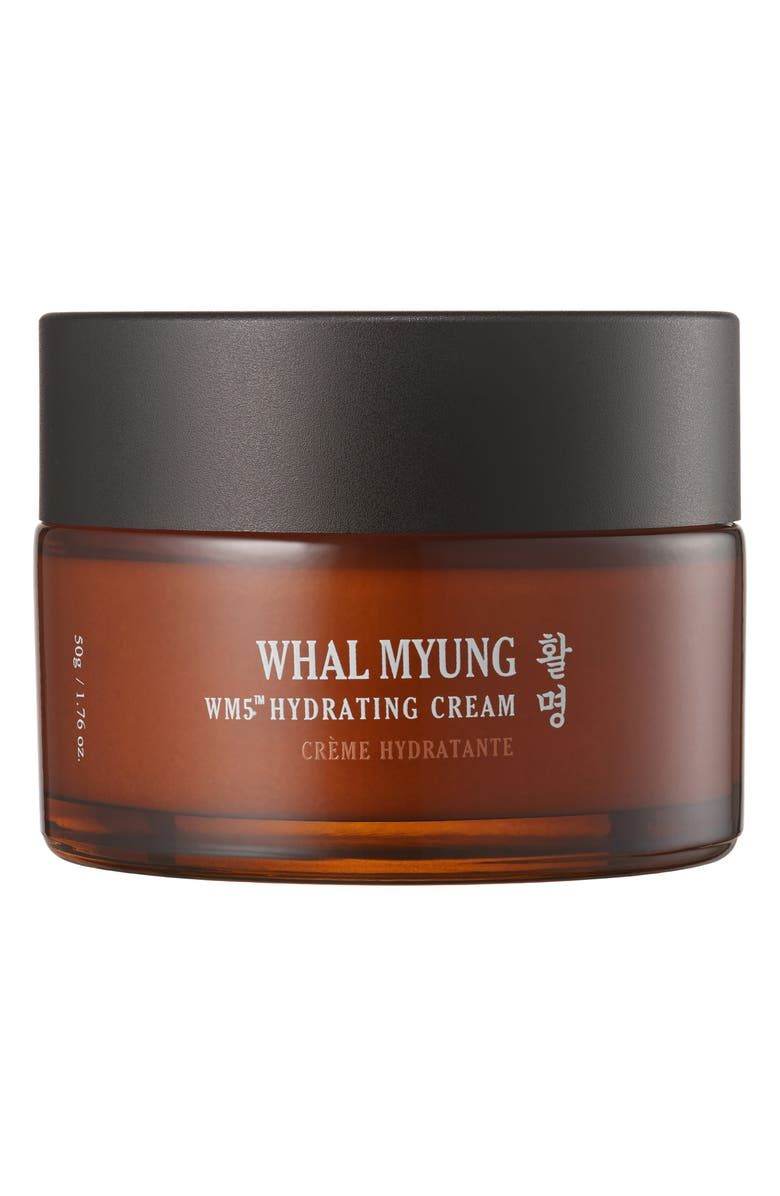 WHAL MYUNG Dongwha Whal Myung Hydrating Cream, Main, color, NO COLOR