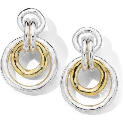 Ippolita Chimera Classico Medium Drop Hoop Earrings