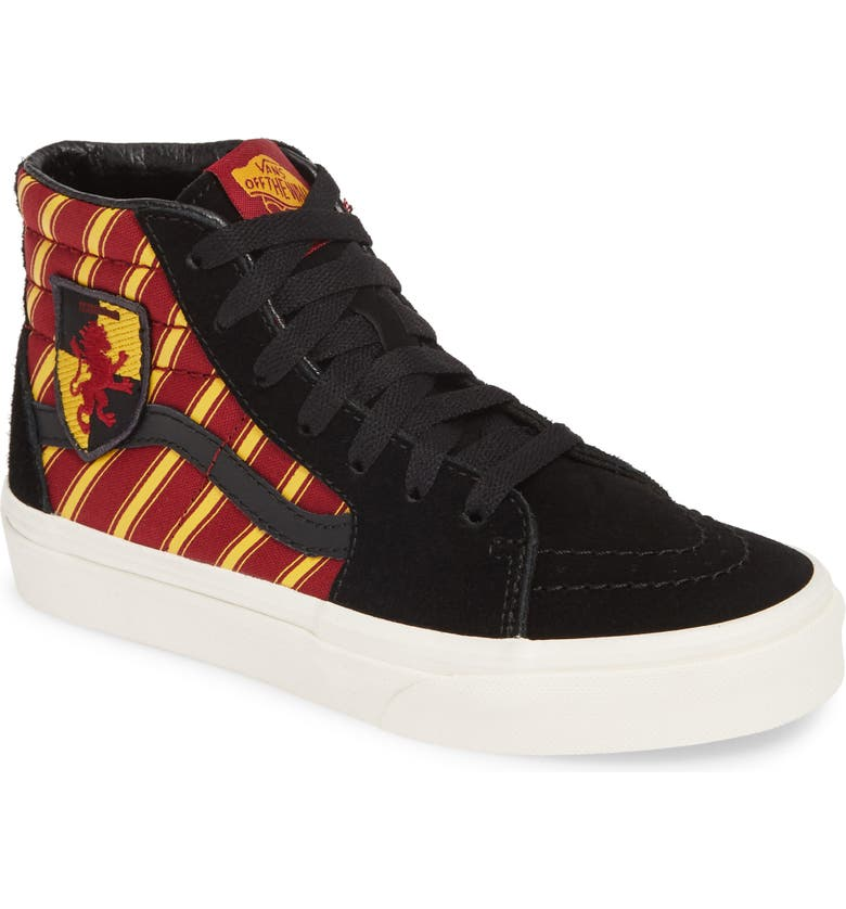 VANS x Harry Potter Sk8-Hi Sneaker, Main, color, 001