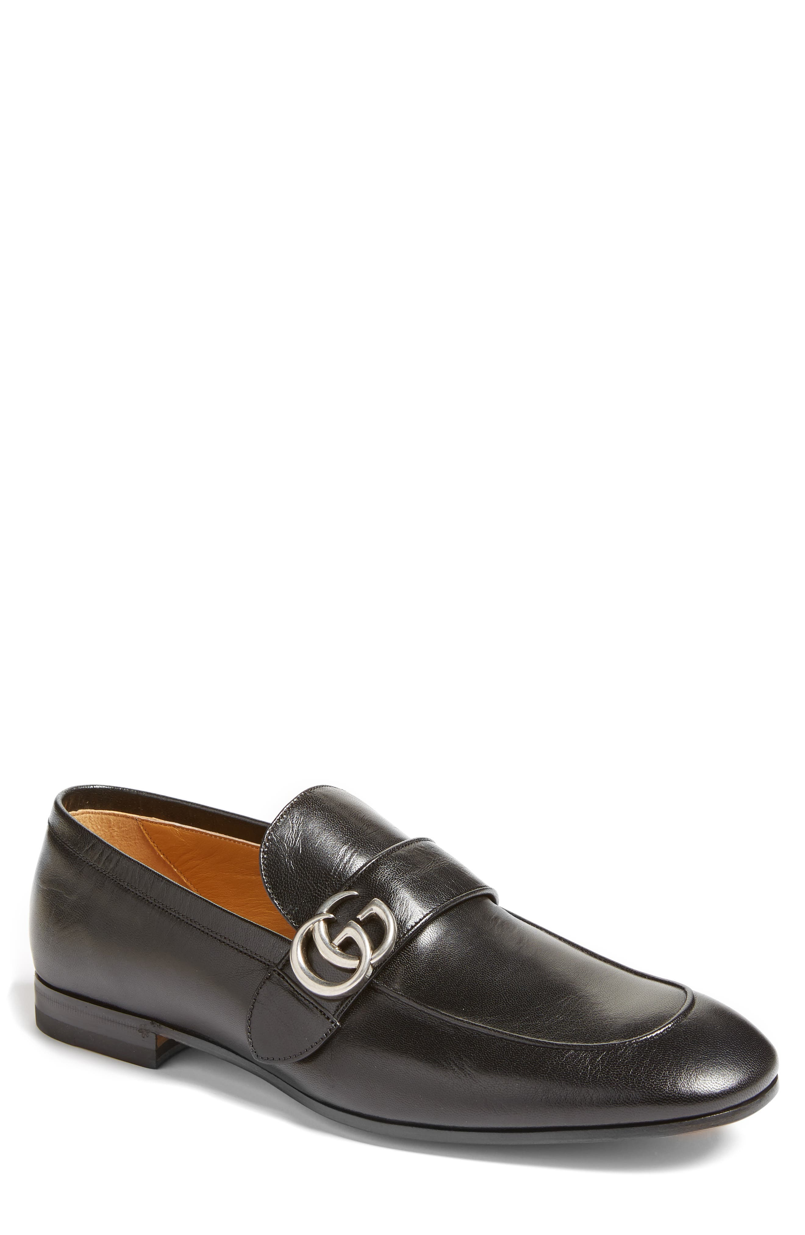 Gucci Donnie Double G Loafer (Men
