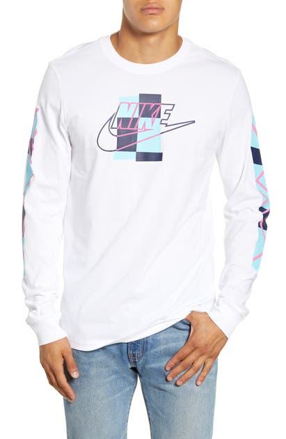 Nike T-shirts EXP 1 LONG SLEEVE T-SHIRT