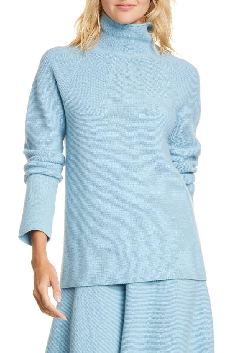 CHRISTIAN WIJNANTS Kerif Sweater, Main, color, SKY