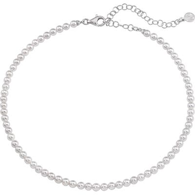 Majorica Simulated Pearl Necklace