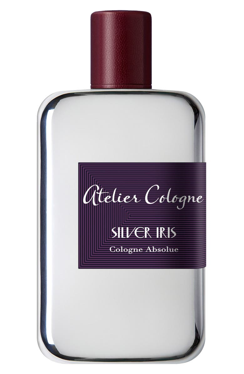 ATELIER COLOGNE Silver Iris Cologne Absolue, Main, color, NO COLOR