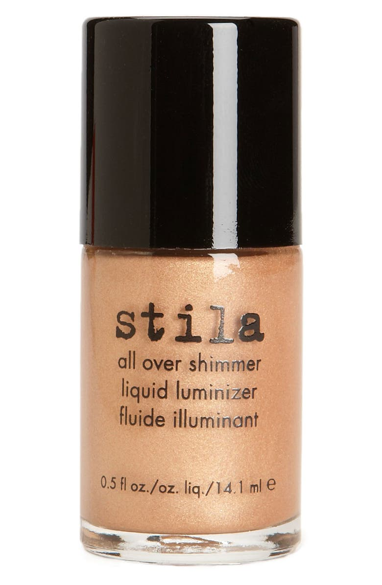 STILA 'all over shimmer' liquid luminizer, Main, color, 219