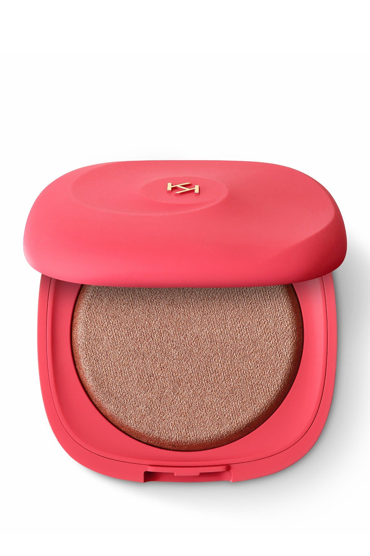 Image of Kiko Milano Mood Boost Radiant Blush - 01 Cappuccino Cake