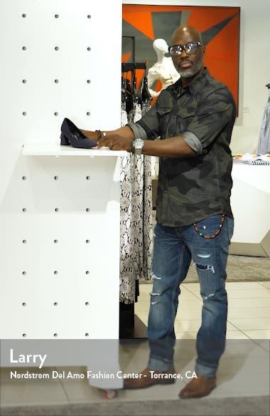 Ellio Block Heel Pump, sales video thumbnail