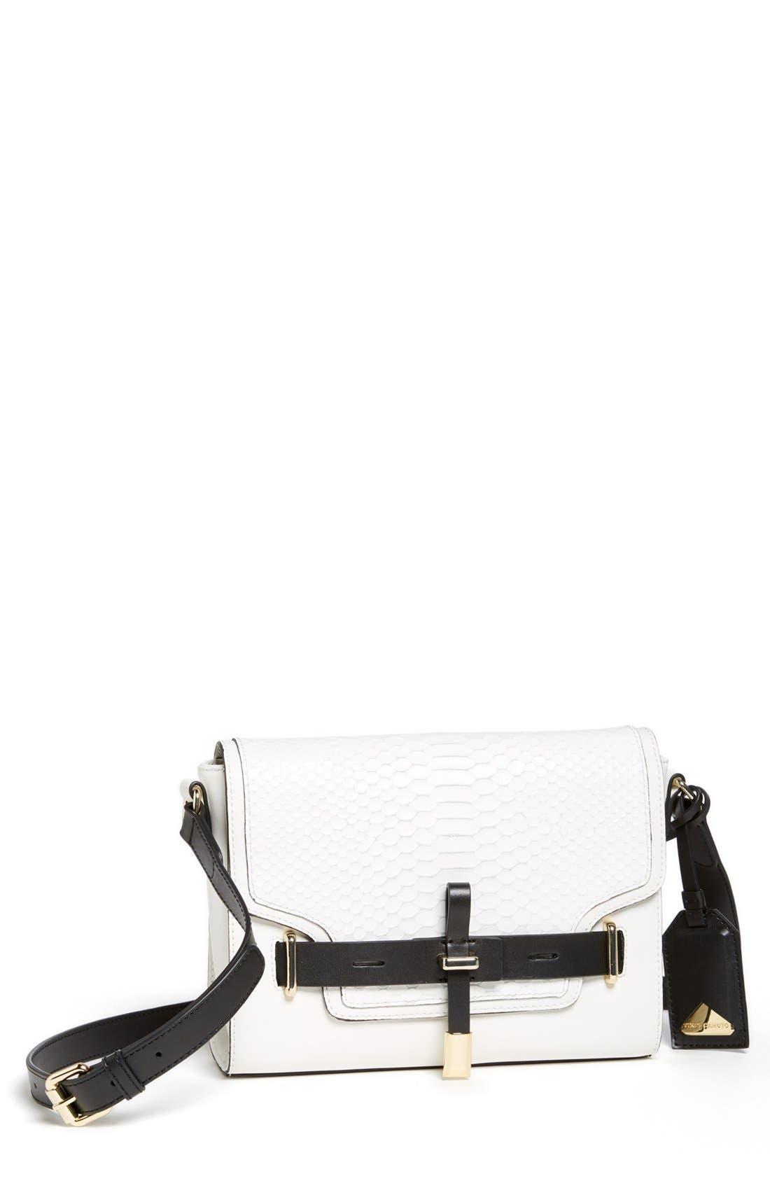 ,                             'Max' Leather Crossbody Bag,                             Main thumbnail 14, color,                             180