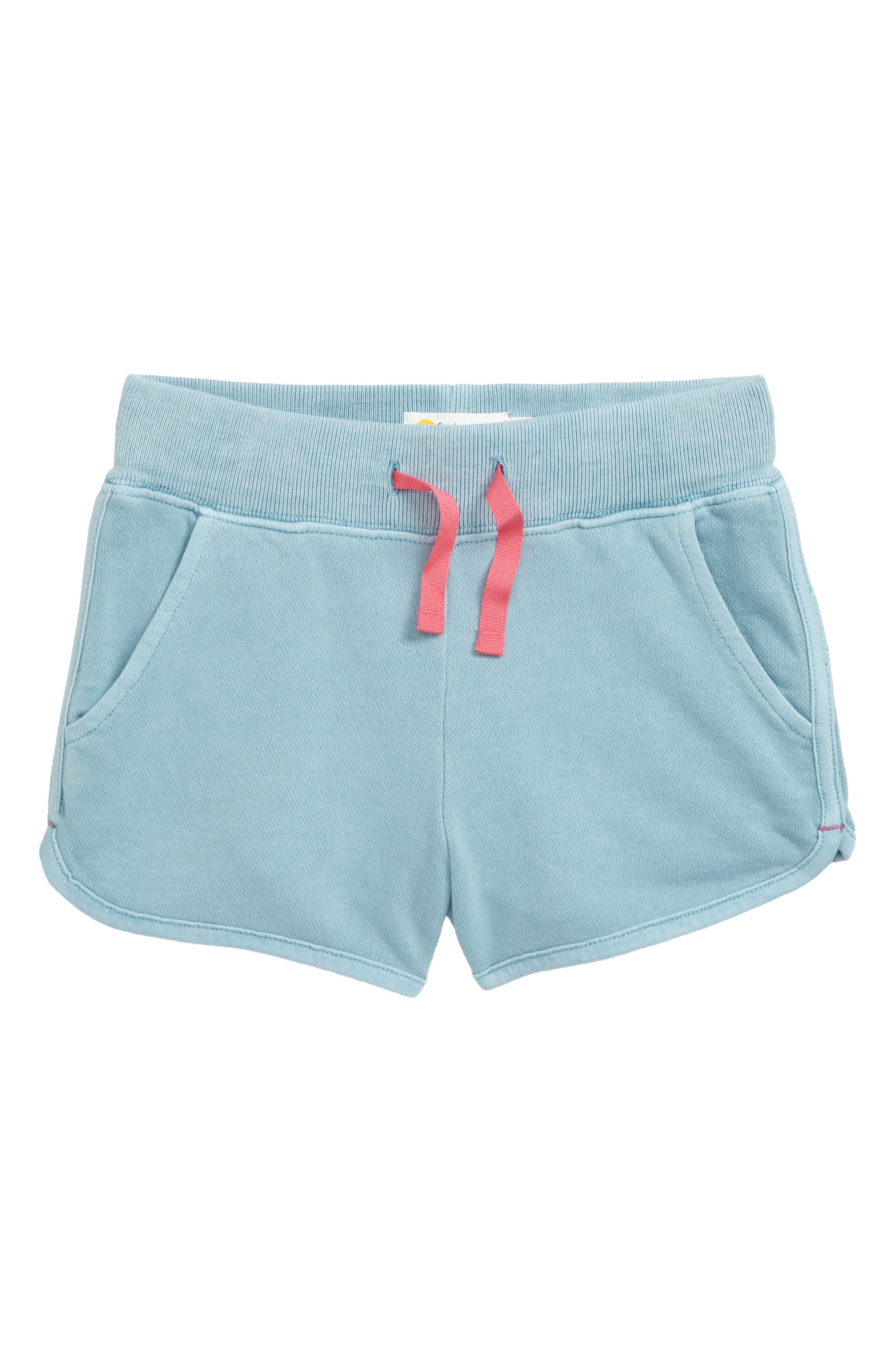 ,                             Garment Dye Jersey Shorts,                             Main thumbnail 1, color,                             SBL MINERAL BLUE