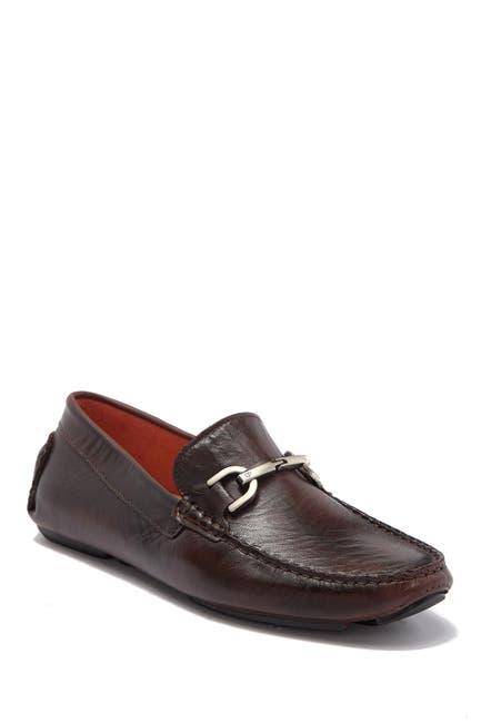 Image of Donald Pliner Victor Leather Driver Loafer