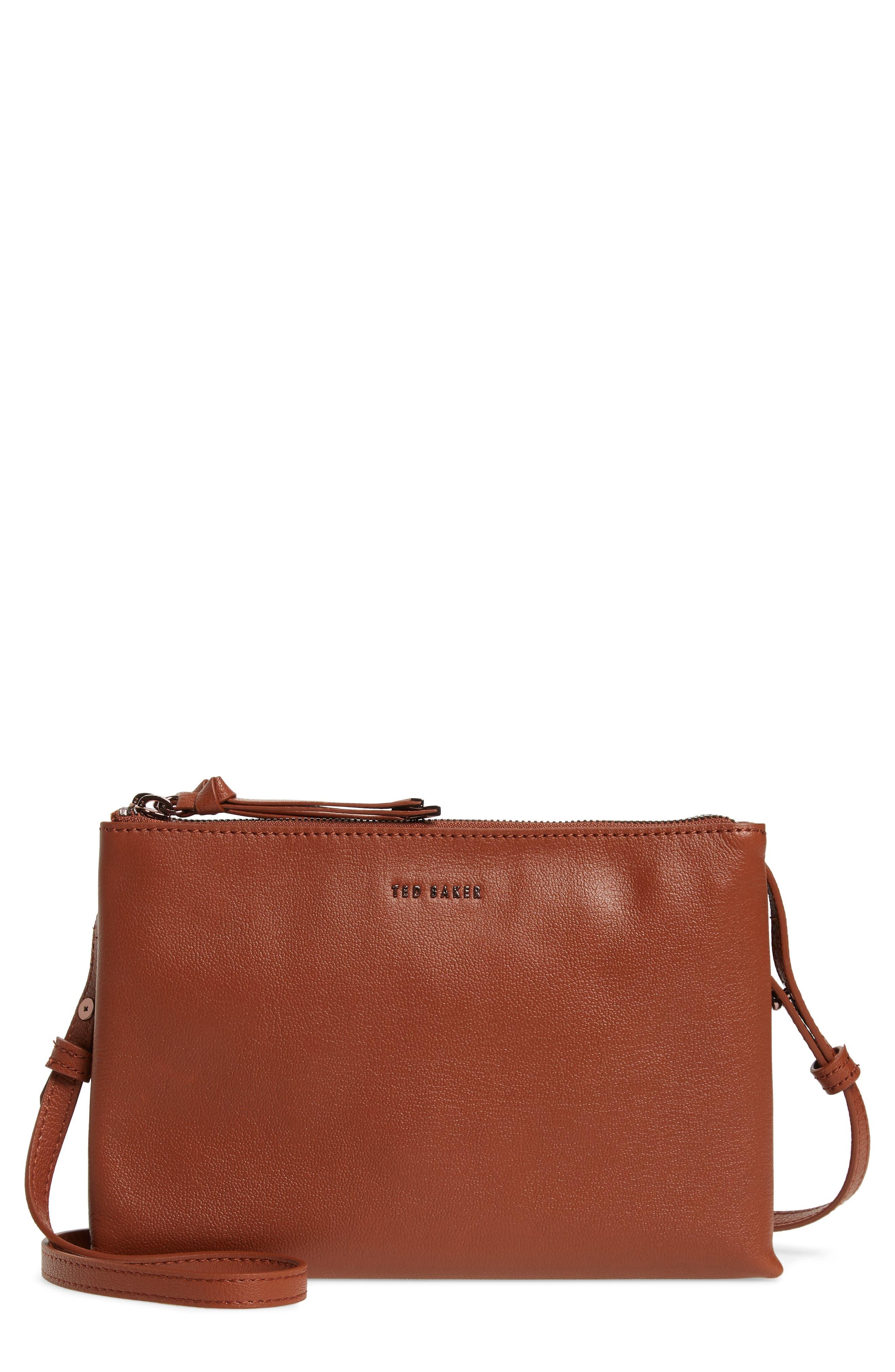 Image of Ted Baker London Danii Detail Crossbody Bag