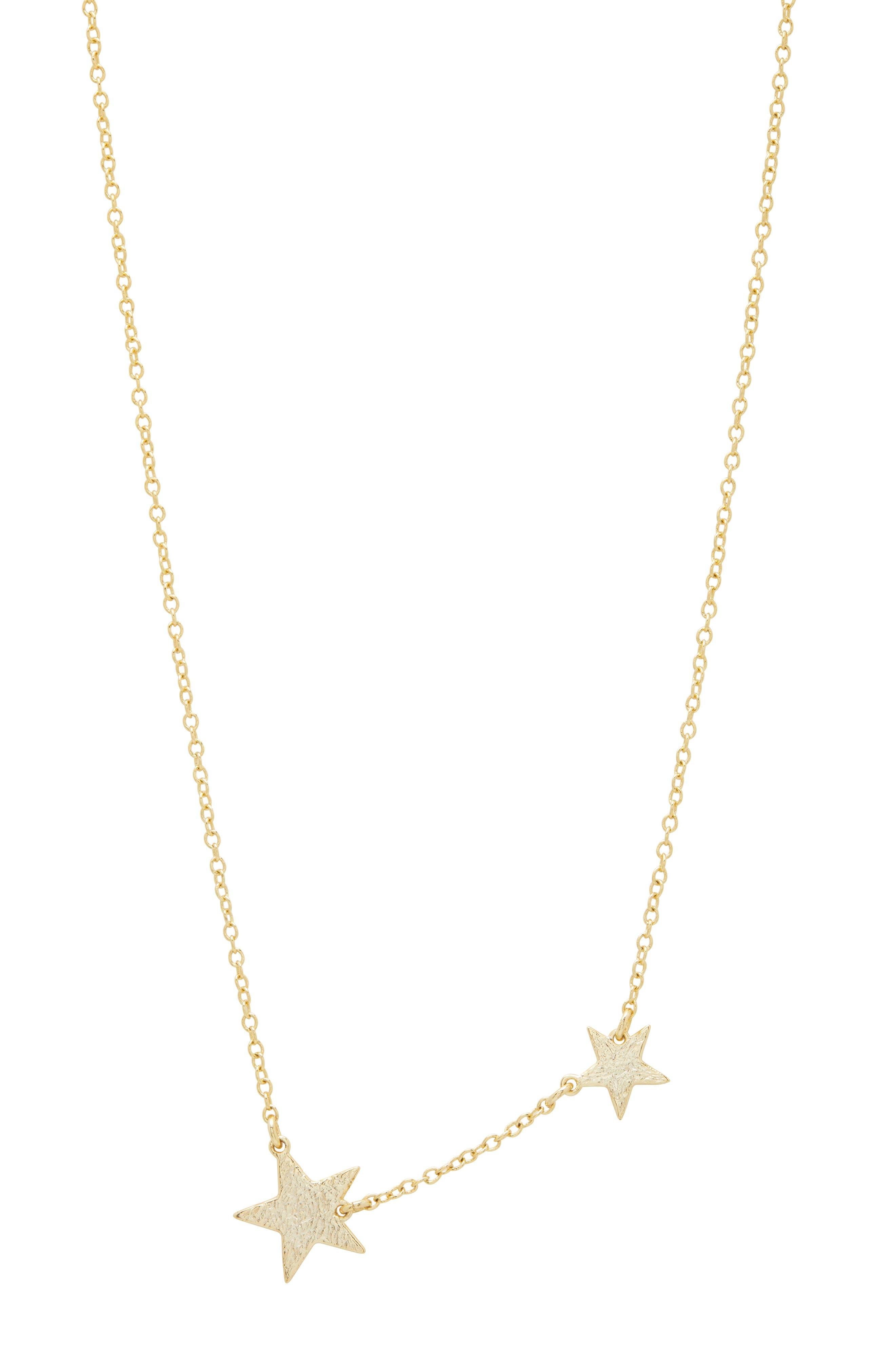Super Star Pendant Necklace