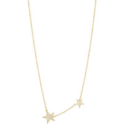 Gorjana Super Star Pendant Necklace