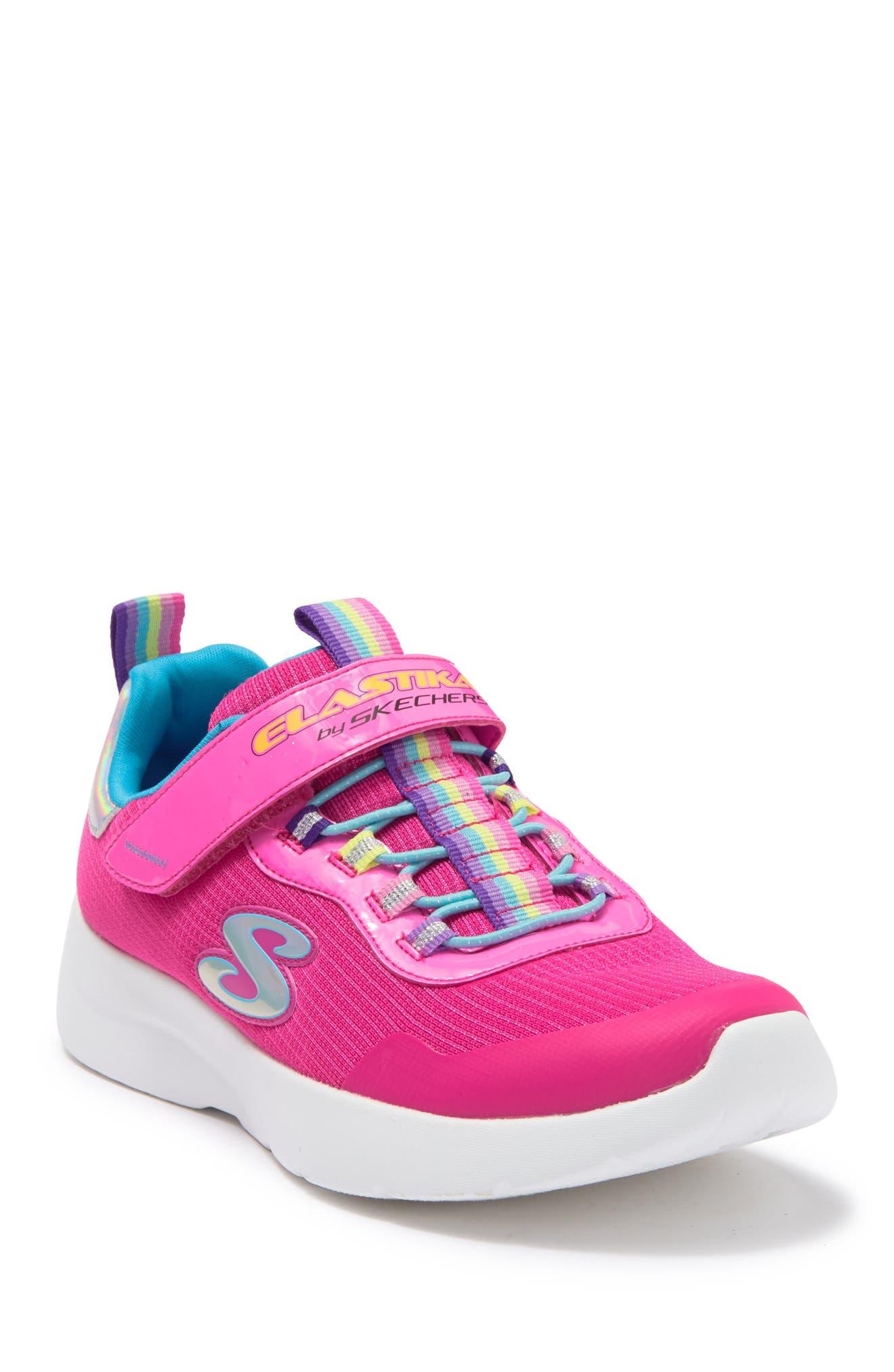 Image of Skechers Dynamight 2.0 Rockin Rainbow Sneaker