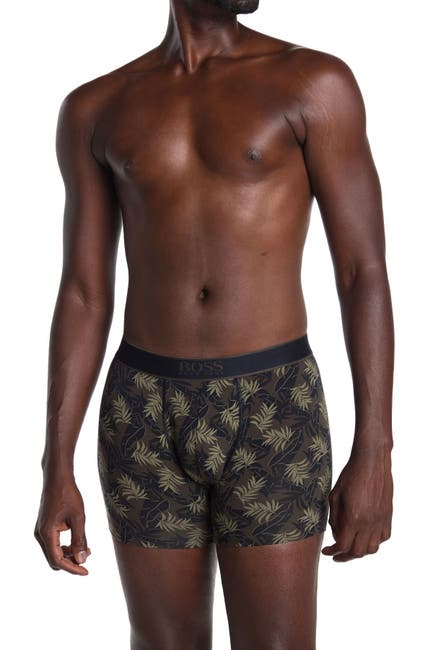 Image of BOSS Printed Boxer Briefs