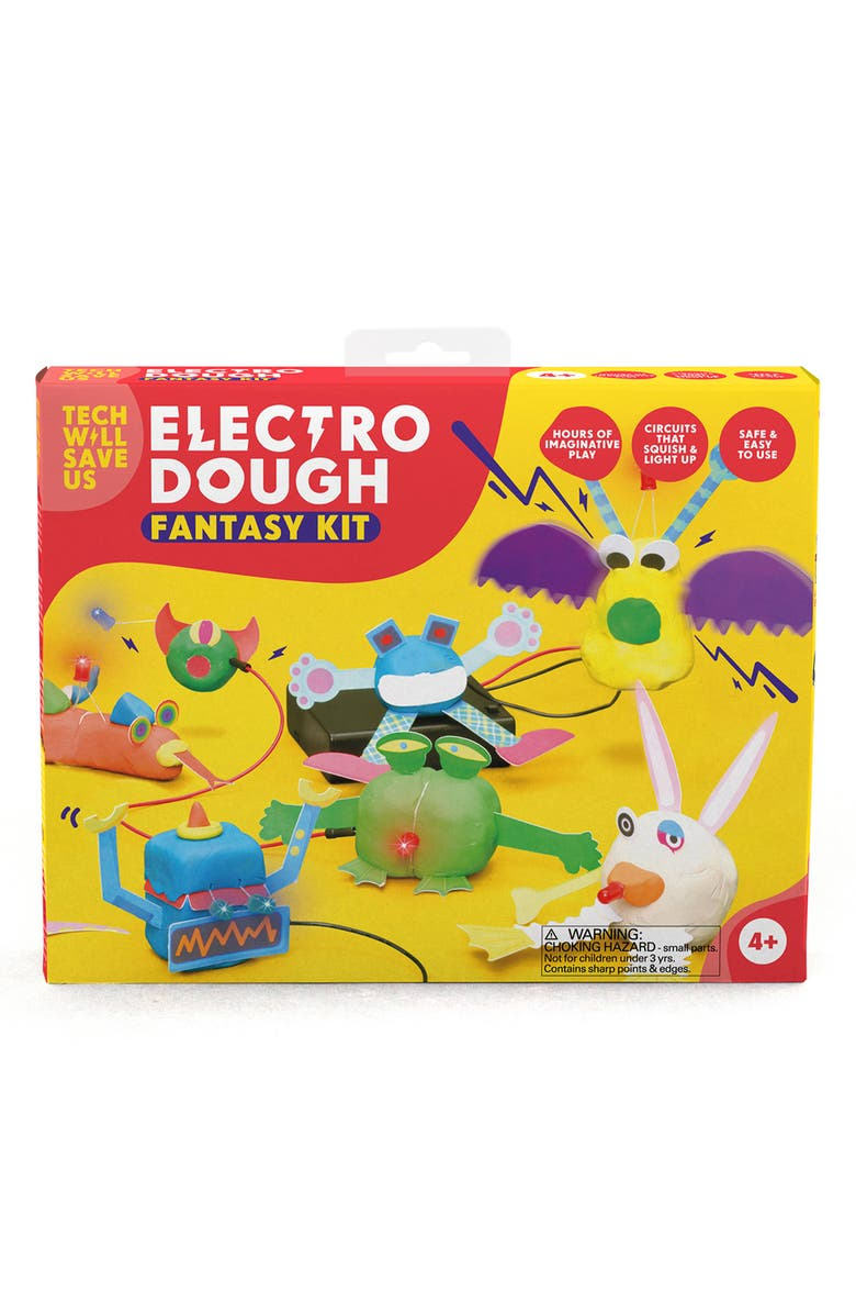 TECH WILL SAVE US Electro Dough Fantasy Kit, Main, color, MULTI