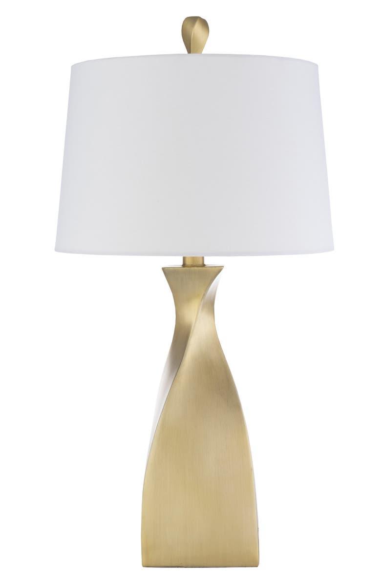 SURYA HOME Braelynn Table Lamp, Main, color, TAN