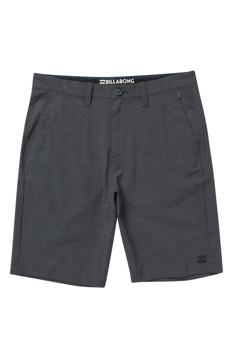 BILLABONG Crossfire X Submersible Shorts, Main, color, ASPHALT