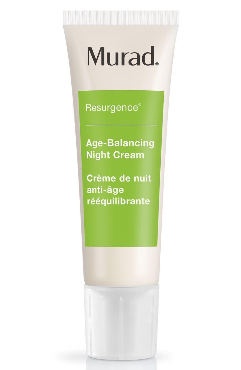 MURAD<SUP>®</SUP> Age-Balancing Night Cream, Main, color, NO COLOR