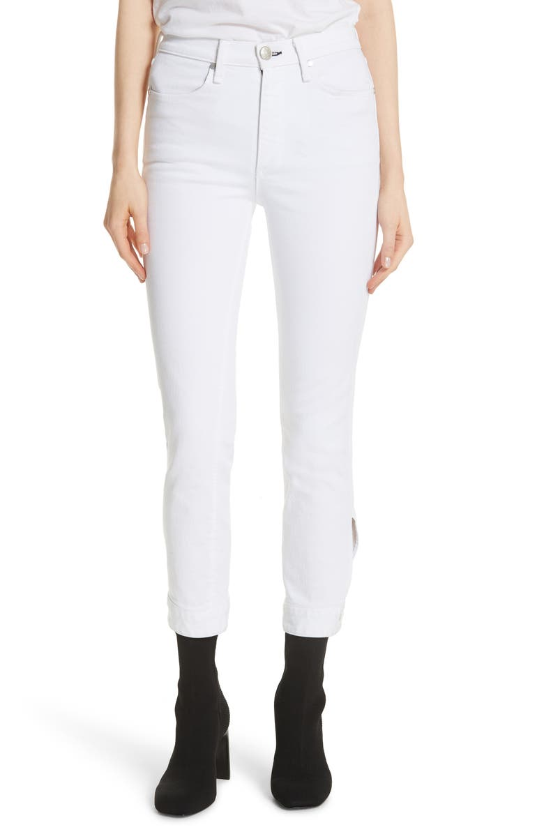 Rag and bone white cigarette jeans how do you open a soft pack of cigarettes
